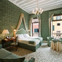 Photo taken at UNA Hotel Venezia by UNA Hotels on 11/14/2013
