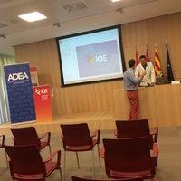 Photo taken at Industrias Químicas del Ebro, IQE by David R. on 7/4/2014