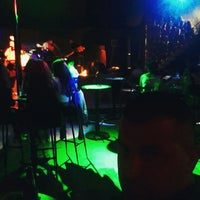 Photo taken at Green Cafe & Bar by Sezai A. on 7/16/2017