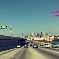 Photo taken at Harbor Freeway by Saud on 10/4/2016
