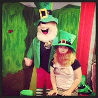 Photo taken at National Leprechaun Museum by Daria G. on 10/27/2013