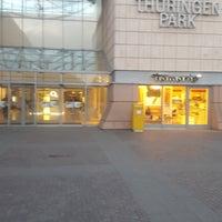 Das Foto wurde bei Thüringen-Park von Hkn S. am 9/21/2017 aufgenommen