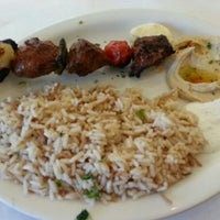 Photo taken at Flame Kabob by Jerusalem by Sommer A. on 2/1/2013