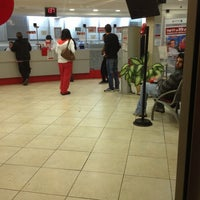 Photo taken at Habanim Post office by Orit W. on 2/12/2013