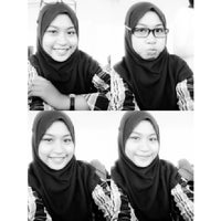 Photo taken at Gedung Cakra UTM by Citra P. on 4/1/2014