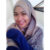 Photo taken at Gedung Cakra UTM by Citra P. on 4/7/2014