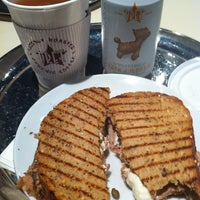 Photo taken at Pret A Manger by Floydsdad on 11/14/2012