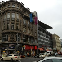 Photo taken at H Kochstr./Checkpoint Charlie by Sbhttn on 3/8/2013