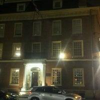 Photo taken at The Porterhouse at Fraunces Tavern by luke c. on 1/12/2013