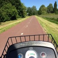 Photo taken at Rijnmond Hoogvliet Sport by Arend Q. on 6/7/2015
