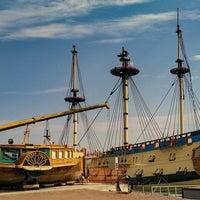 Снимок сделан в Историческая верфь «Полтава» пользователем Anna T. 7/19/2018
