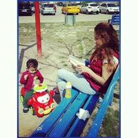 Photo taken at Oyun Parkı by Merve G. on 3/9/2016