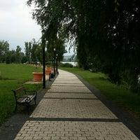 Photo taken at Tópark by Balázs D. on 8/23/2014