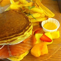 Photo taken at California Bakery by Nadin* G. on 10/6/2012