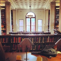 Photo taken at Avery Architectural & Fine Arts Library by Richard S. on 4/3/2013