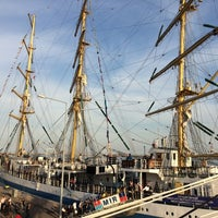 Photo taken at Black Sea Tall Ships 2014 by Toma A. on 5/26/2014