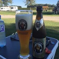 Photo taken at Camping Wertheim Bettingen by Jan J. on 8/26/2016