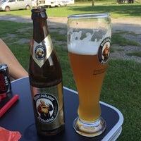Photo taken at Camping Wertheim Bettingen by Jan J. on 8/21/2015