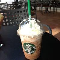 Photo taken at Starbucks by Jenny K. on 4/17/2013