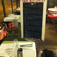 Photo taken at Le Café des Épices by Steven C. on 12/17/2013