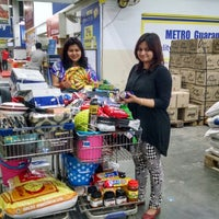 Photo taken at Metro Cash and Carry by Punnyabrata C. on 1/25/2015