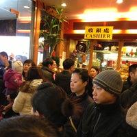 Photo taken at Bamboo Garden Restaurant by Serena W. on 12/25/2012