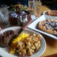 Photo taken at Pano's on Elmwood by Annette W. on 12/16/2012