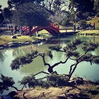 Foto tirada no(a) Jardín Japonés por Leonel S. em 7/27/2013