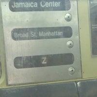 Photo taken at MTA Subway - Z Train by Kimmie O. on 3/6/2017