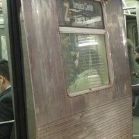 Photo taken at MTA Subway - Z Train by Kimmie O. on 2/24/2017
