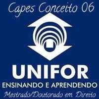 Photo taken at Mestrado e Doutorado em Direito Constitucional - PPGD/Unifor by Paulo Sérgio F. on 10/5/2017