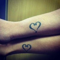 Photo taken at Love Tattoo by Maiby M. on 3/2/2016