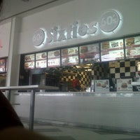 Photo taken at Sixties Burger by Angel H. on 11/14/2012