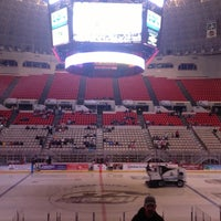 Photo taken at Cajundome & Convention Center by Marques L. on 10/26/2012