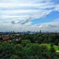 8/20/2016 tarihinde Nicolas B.ziyaretçi tarafından Energiebunker Wilhelmsburg'de çekilen fotoğraf