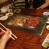 Photo taken at Sam Won Garden Korean BBQ by Jeffrey A. on 9/6/2013