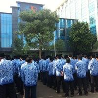Photo taken at Badan Pusat Statistik RI by Am I R. on 8/17/2013