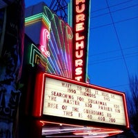 Photo taken at Laurelhurst Theater & Pub by Posh P. on 2/24/2013