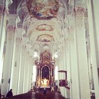 Photo taken at Heilig Geist by Hristina V. on 2/20/2013