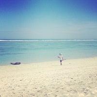 Photo taken at Pandawa Beach by Hristina V. on 5/27/2014