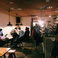 Photo taken at Cafe & Bar JAPONICA by Yuki H. on 6/12/2016