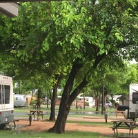 Photo taken at Travelers World RV Park by Deena J. on 6/22/2015