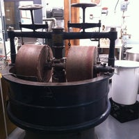 Photo taken at SOMA chocolatemaker by Agnes L. on 12/6/2012