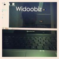 Photo taken at Widoobiz by Hynd M. on 1/18/2013