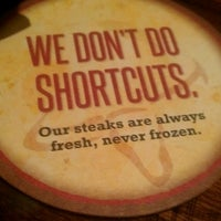 Photo taken at LongHorn Steakhouse by Bryan H. on 2/27/2013