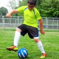 Photo taken at Forest Hills Soccer by jose b. on 5/31/2013