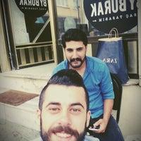 Photo taken at Salon By Burak by Burak Ö. on 9/14/2015