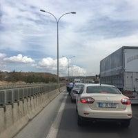Photo taken at TEM Kurtköy - Pendik Bağlantısı by Metin K. on 9/20/2016