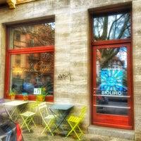 Photo taken at Kleines Café by Tanya G. on 4/15/2016