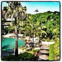 Photo taken at Harris Resort by rama s. on 10/17/2012